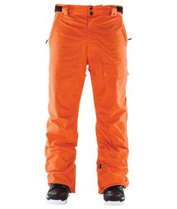 32 - Thirty Two Basement Snowboard Pants Orange