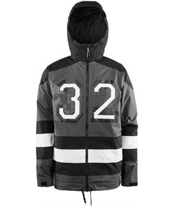 32 - Thirty Two Batch Snowboard Jacket Carbon