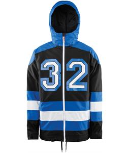 32 - Thirty Two Batch Snowboard Jacket Enamel Blue