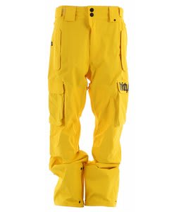 32 - Thirty Two Blahzay Snowboard Pants Gold