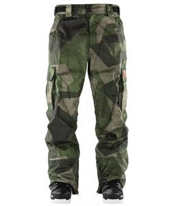 Thirty Two Blahzay Snowboard Pants Camo