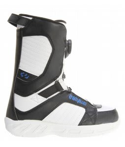 32 - Thirty Two BOA Snowboard Boots White