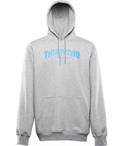 32 - Thirty Two Classic Pullover Hoodie Grey/Heather