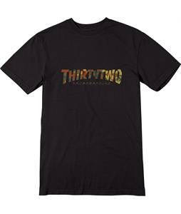 32 - Thirty Two Classic T-Shirt Black