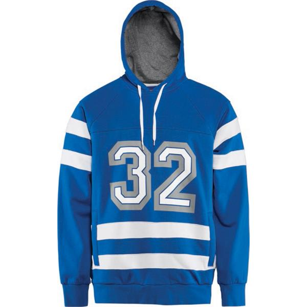32 - Thirty Two Crosscheck Pullover Hoodie