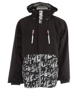 32 - Thirty Two Cyclone Snowboard Jacket Black