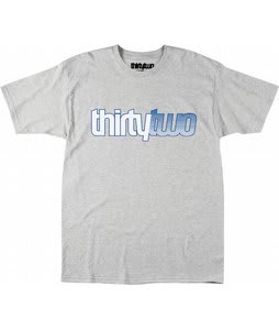 32 - Thirty Two Doubletone T-Shirt Grey/Heather