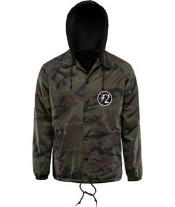 32 - Thirty Two Hood Rats Camo Rat Coach Jacket