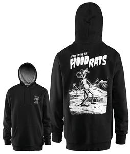 32 - Thirty Two Hood Rats Lift Monster Pullover Hoodie