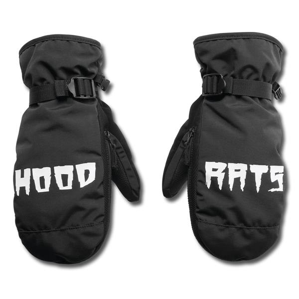 32 - Thirty Two Hood Rats Mittens