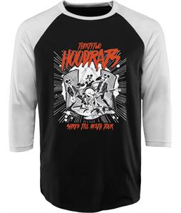 32 - Thirty Two Hood Rats Shred Till Death Baseball Shirt