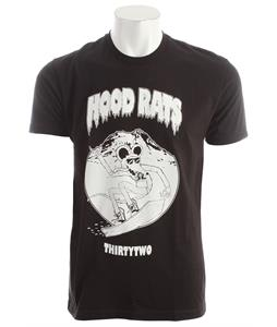 32 - Thirty Two Hood Rat T-Shirt