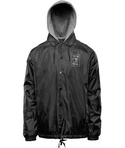 Thirty Two HR Hooded Coach Jacket Black