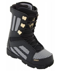 32 - Thirty Two Prospect JP Walker LTD Snowboard Boots Black/White/Gold