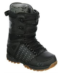 Thirty Two Lashed Snowboard Boots Black/Gum