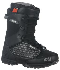 Thirty Two Lashed Snowboard Boots Black/Charcoal