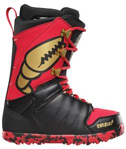 32 - Thirty Two Lashed Snowboard Boots Crab Grab Black/Red