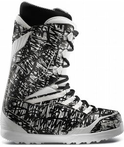 32 - Thirty Two Lashed Snowboard Boots White