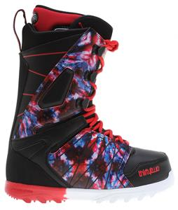32 - Thirty Two Lashed Hobush Snowboard Boots Black Raw