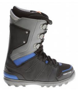 32 - Thirty Two Lashed X Jon Kooley Snowboard Boots Black/Grey/Royal