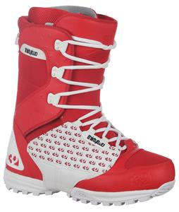 32 - Thirty Two Lashed Snowboard Boots Red/White