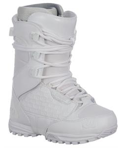 32 - Thirty Two Lashed Snowboard Boots White/White