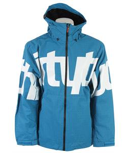 32 - Thirty Two Lowdown 2 Snowboard Jacket Pacific Blue