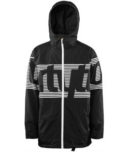 32 - Thirty Two Lowdown Snowboard Jacket Black/Black