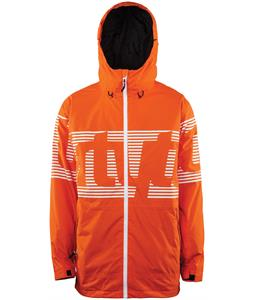 32 - Thirty Two Lowdown Snowboard Jacket Orange