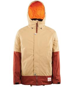 32 - Thirty Two Medford Snowboard Jacket Khaki