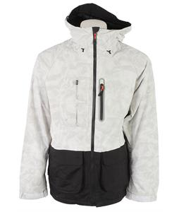 32 - Thirty Two Merc Snowboard Jacket Smoke
