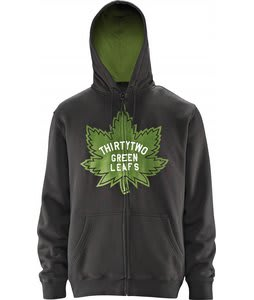 32 - Thirty Two Northern Lights Nano Fleece Black