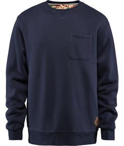 32 - Thirty Two Olmstead Crew Sweatshirt Navy