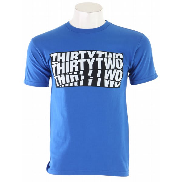 32 - Thirty Two Overlap T-Shirt