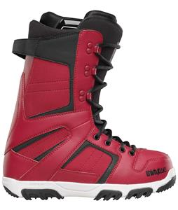 32 - Thirty Two Prion Snowboard Boots Red