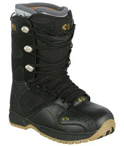 Thirty Two Prospect Snowboard Boots Black/Gum