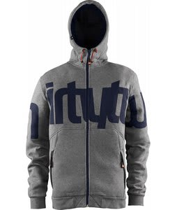 32 - Thirty Two Reppin Hoodie Grey/Heather