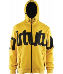 32 - Thirty Two Reppin Hoodie Yellow