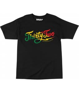 32 - Thirty Two Scripture T-Shirt Black