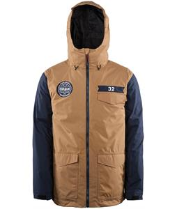 32 - Thirty Two Sesh Snowboard Jacket Clove