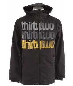 32 - Thirty Two Shakedown Snowboard Jacket Black