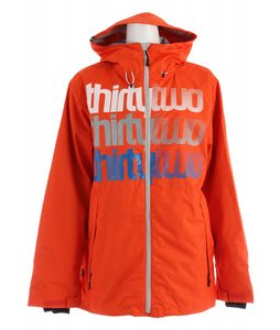 32 - Thirty Two Shakedown Snowboard Jacket Orange