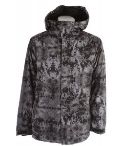 32 - Thirty Two Shasta Snowboard Jacket Tye Dye