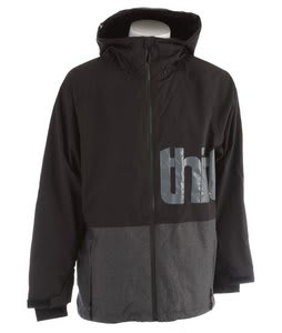 32 - Thirty Two Shiloh 2 Snowboard Jacket Black Rinse