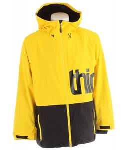 32 - Thirty Two Shiloh 2 Snowboard Jacket Gold