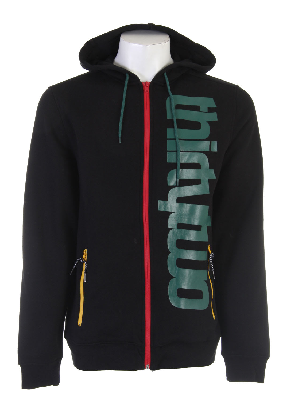 Thirty two hoodies