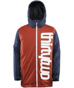 32 - Thirty Two Shiloh 2 Snowboard Jacket Clay