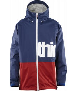 32 - Thirty Two Shiloh 2 Snowboard Jacket Navy