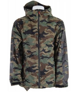32 - Thirty Two Shiloh 2.0 Shell Snowboard Jacket Camo