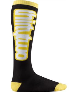 32 - Thirty Two Slugger Snowboard Socks Black